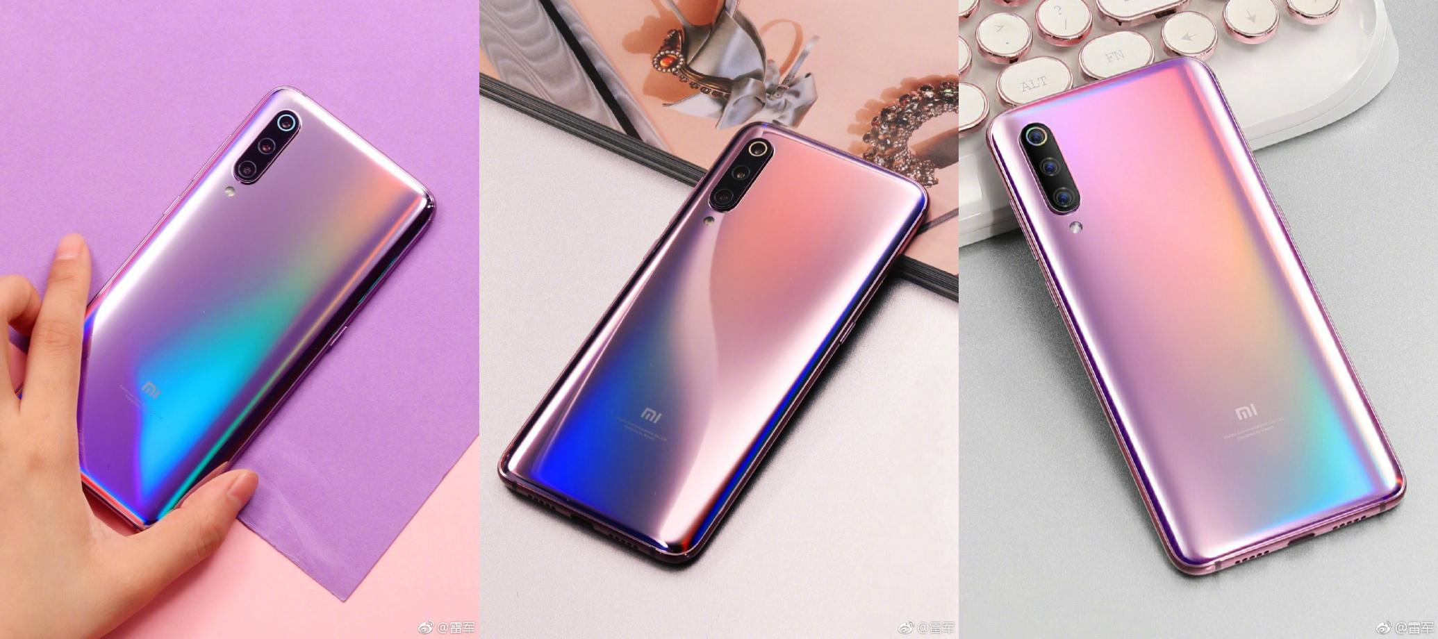 Le Xiaomi Mi 9 sera un smartphone premium et complet