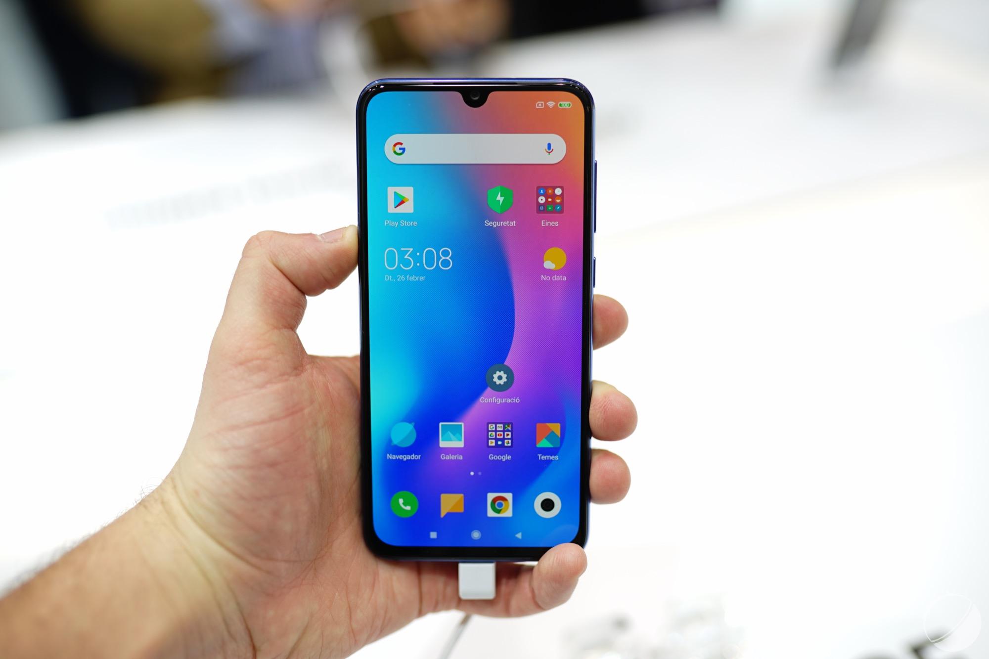 Le Xiaomi Mi 9 SE pourrait sortir prochainement en Europe et en France