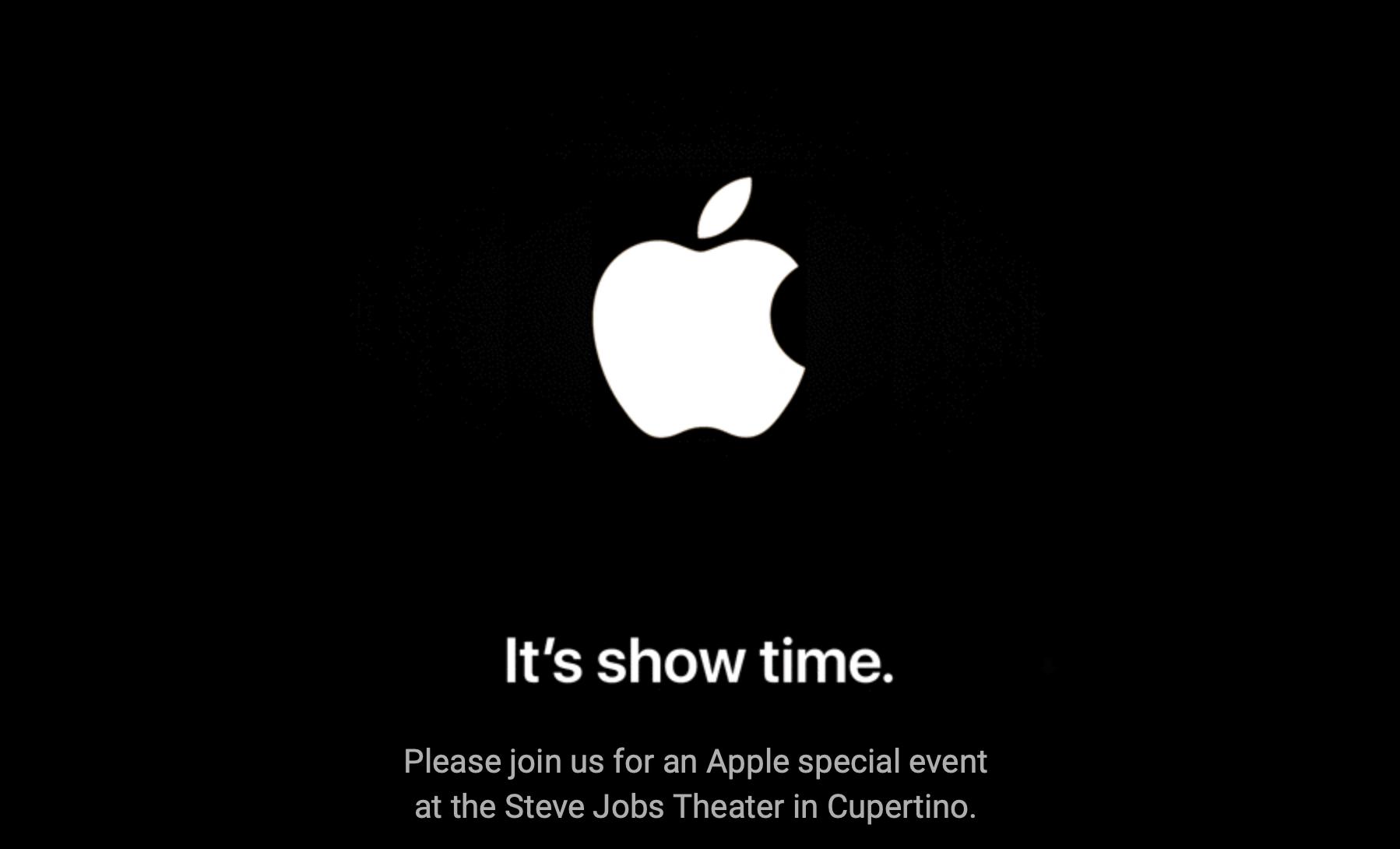 Apple : comment suivre la conférence du 25 mars en direct
