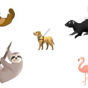 Le design des nouveaux emojis pour Android 10 Q et iOS a été dévoilé