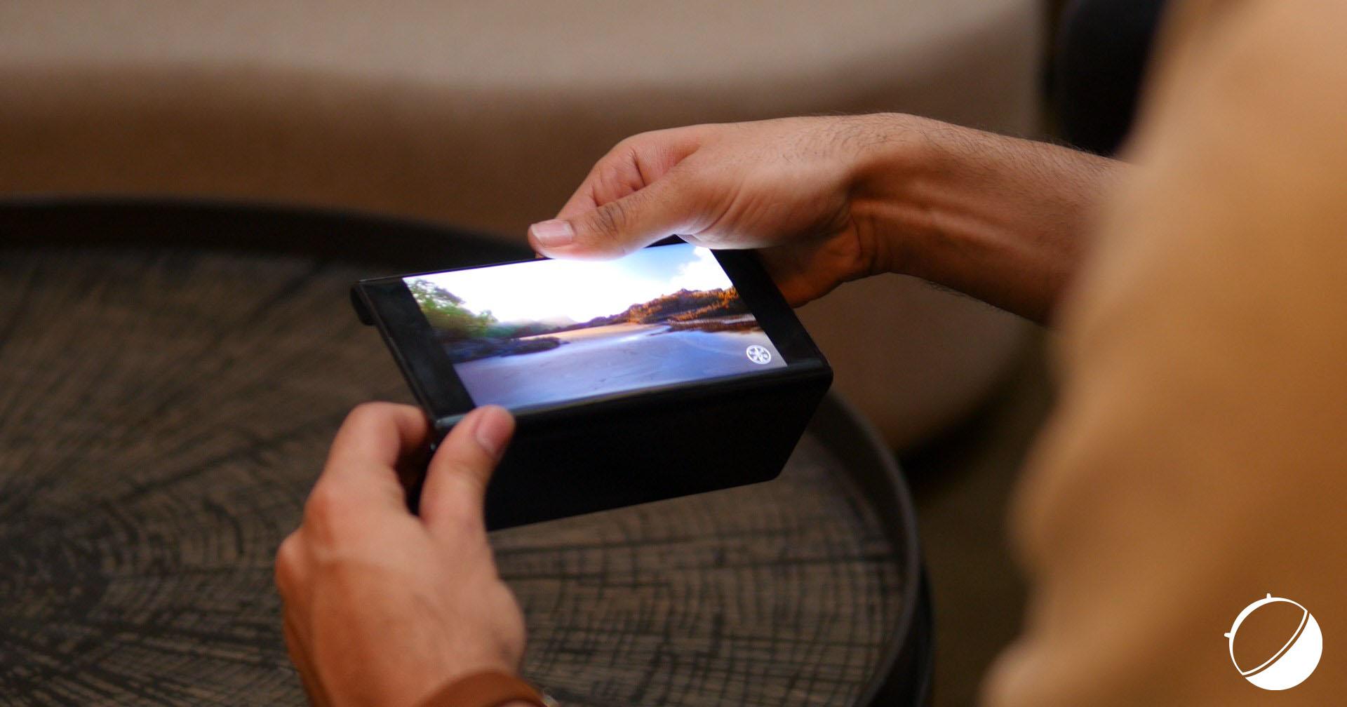Huawei Mate X : malgré son report, il bénéficiera bel et bien d'Android