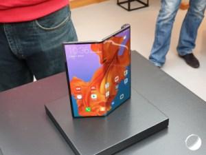 Ça y est, enfin ! Le Huawei Mate X est officiellement lancé… en Chine