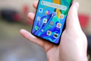 Huawei P40 : un dual boot Android / HarmonyOS serait en préparation
