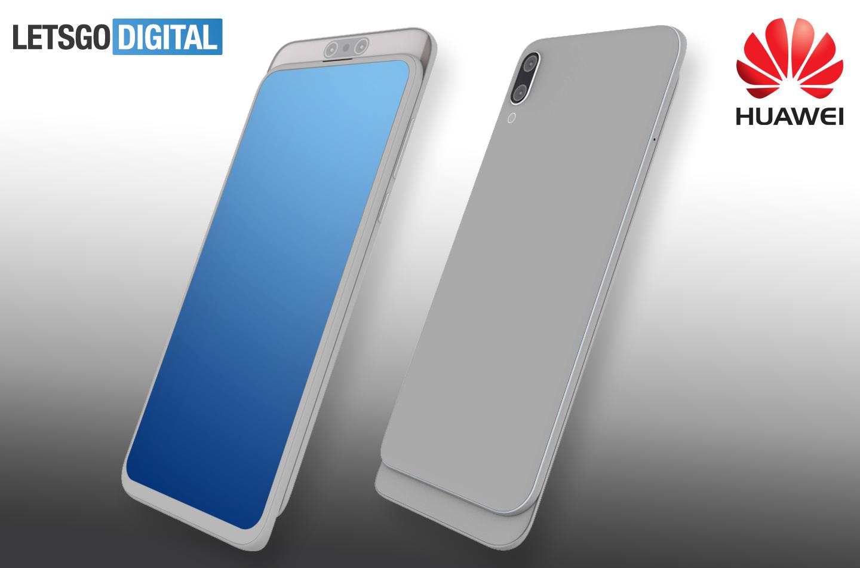 Huawei préparerait son propre smartphone à écran coulissant