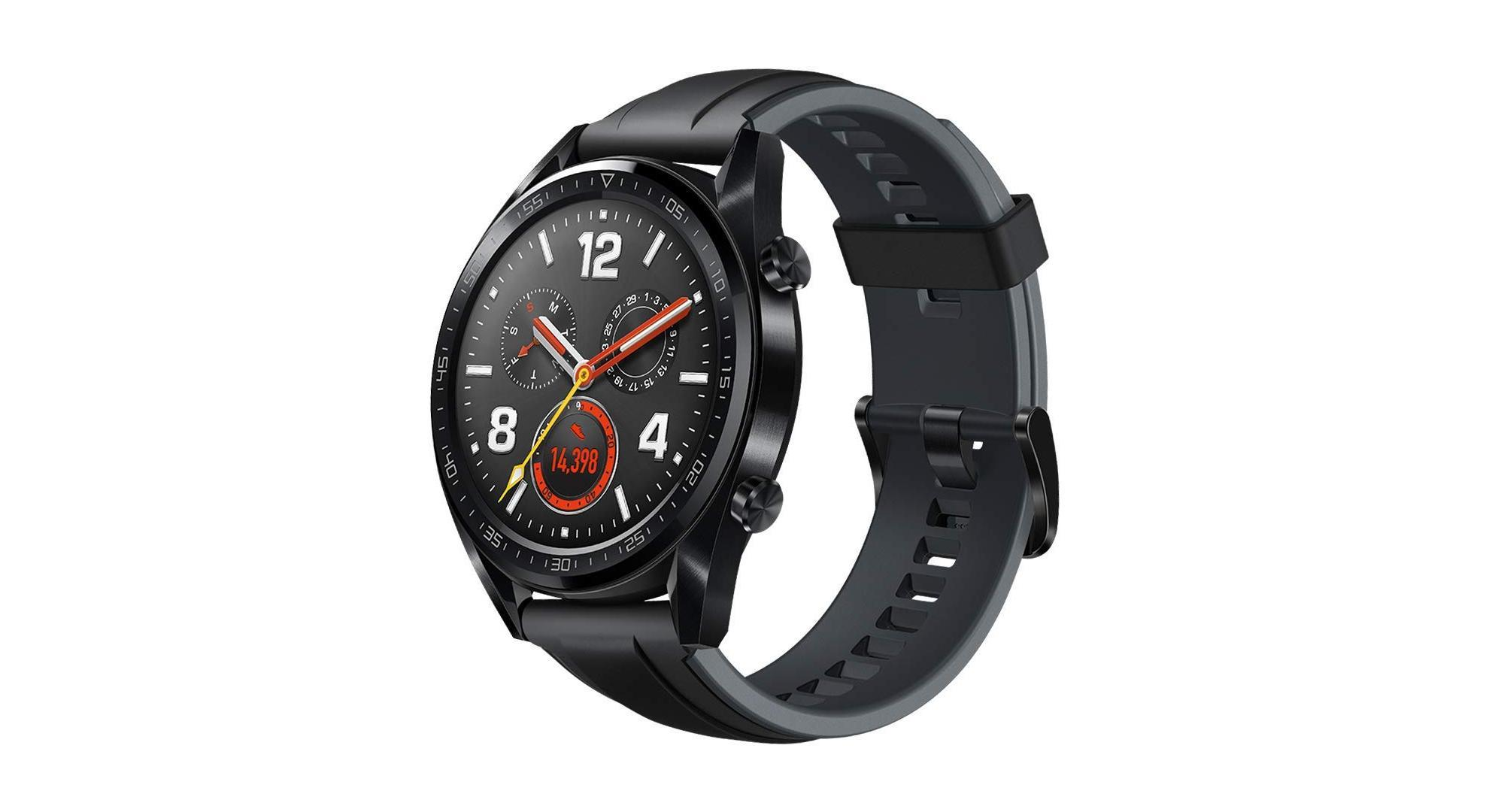 🔥 Bon plan : la montre connectée Huawei Watch GT passe à 169 euros