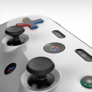 Non, la manette de la console de Google ne ressemblera pas à ça