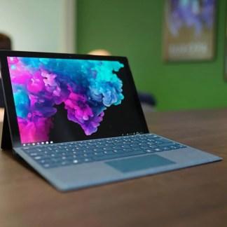 Test du Microsoft Surface Pro 6 : parfaire la formule sans la faire évoluer