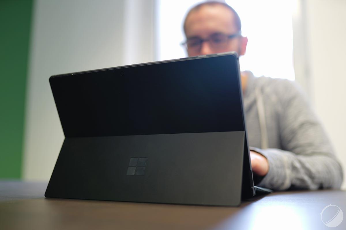 La Microsoft Surface Pro 7 aurait un port USB-C et un clavier magnétique