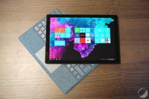 Windows 10 20H1 : Microsoft teste une nouvelle interface pour tablette