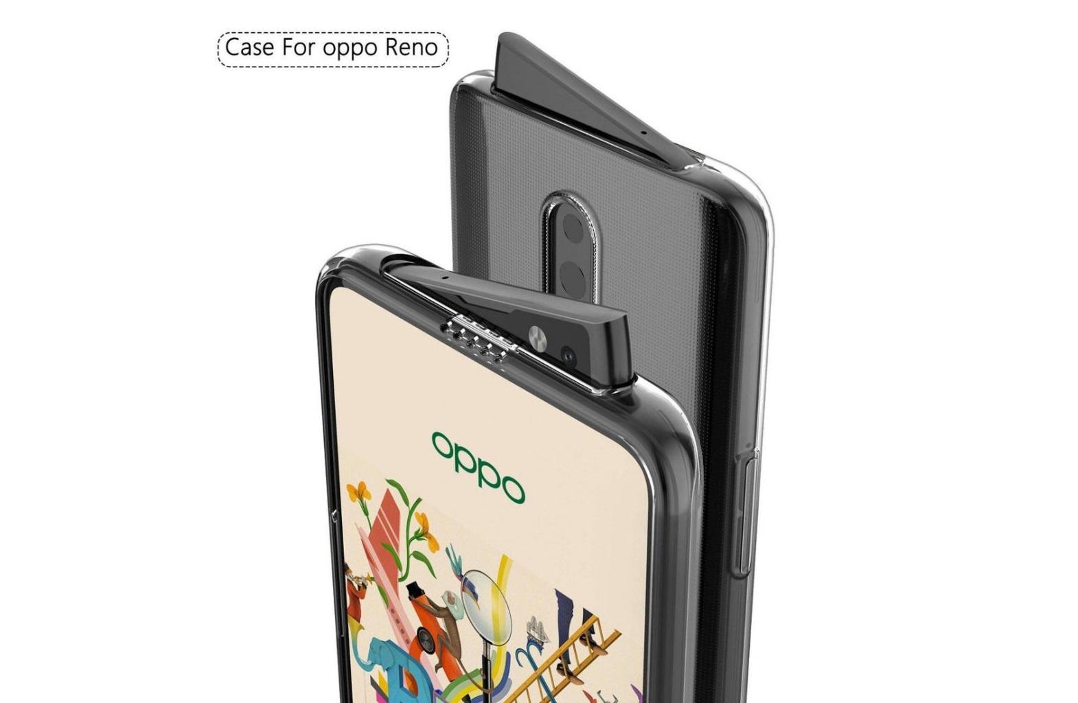 Oppo Reno : encore un nouveau concept pour intégrer la caméra frontale