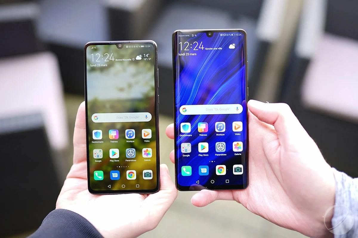 Android 10 Q : Huawei et Honor promettent une mise à jour « immédiatement » après Google