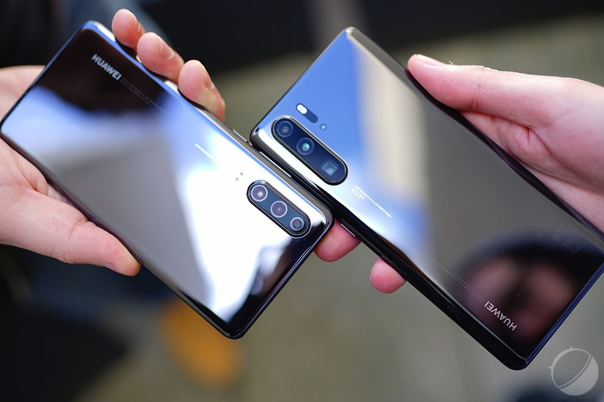 Huawei P30 et P30 Pro, Xiaomi Super Charge Turbo et Samsung Galaxy A70 – Tech'spresso