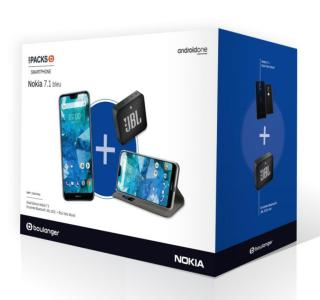 🔥 Bon plan : le Nokia 7.1 (Android One) descend à 199 euros avec une JBL Go 2 offerte