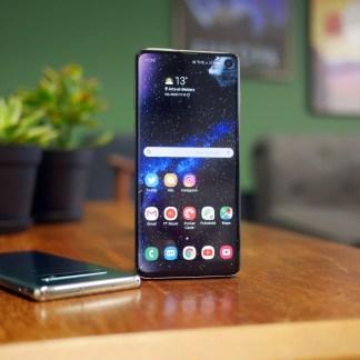 Test du Samsung Galaxy S10 : maîtrisé en tous points, ou presque