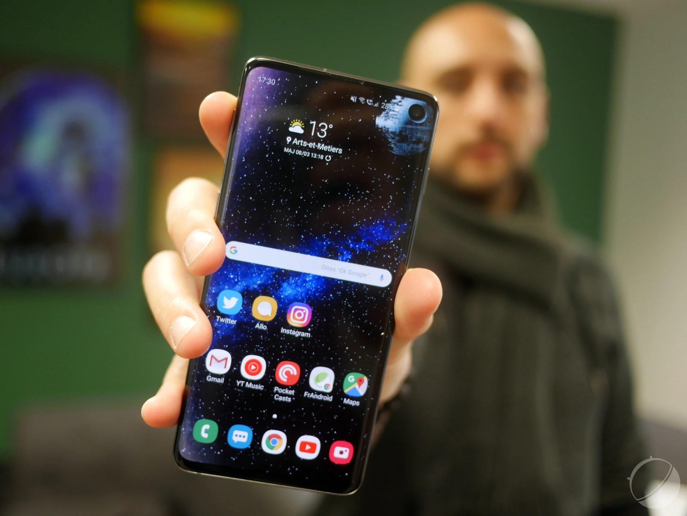 Samsung explore doucement le jeu vidéo en streaming sur le réseau 5G