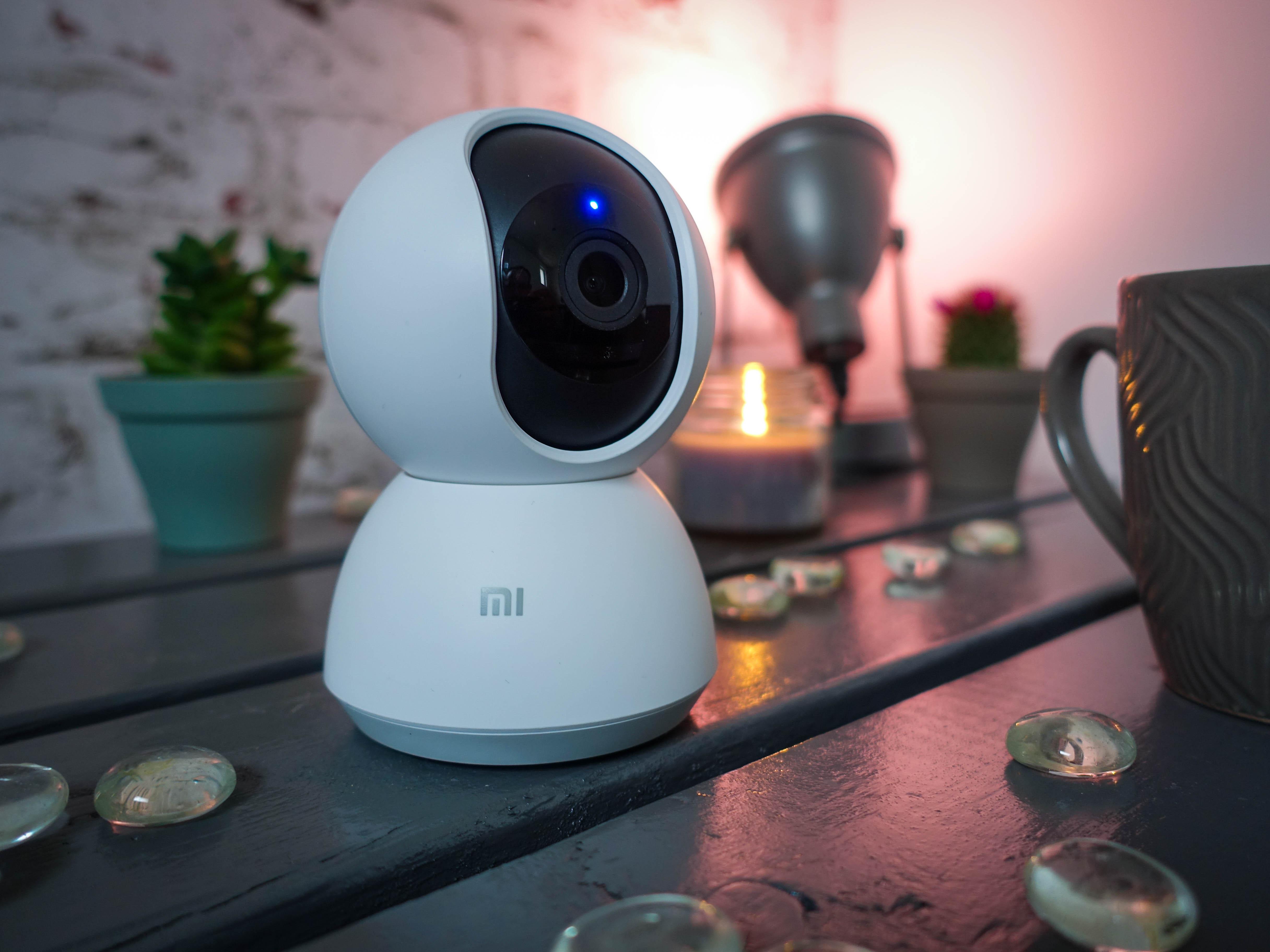 Test Xiaomi Mi Home Security Camera 360° : que vaut la caméra à 40 euros ?