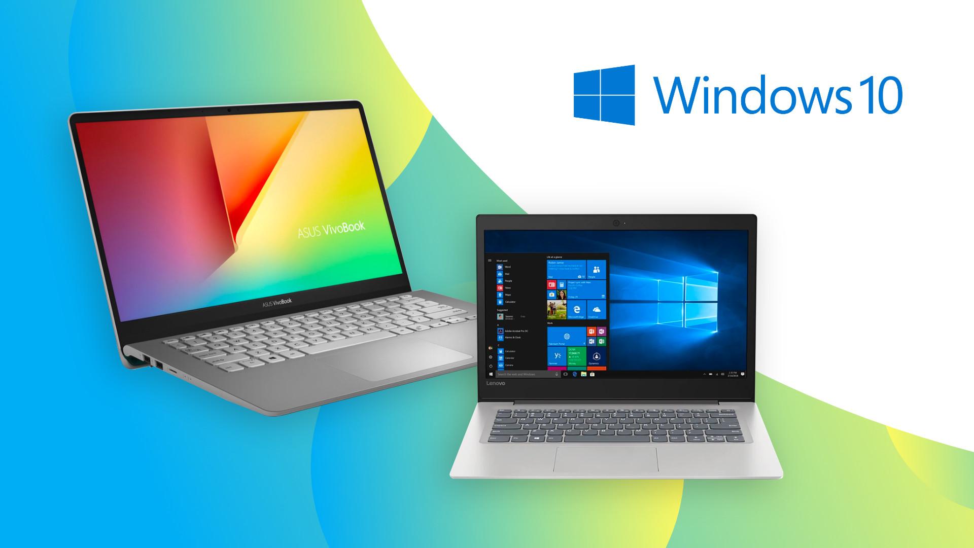 5 PC Windows 10 à moins de 500 euros à retrouver chez Fnac
