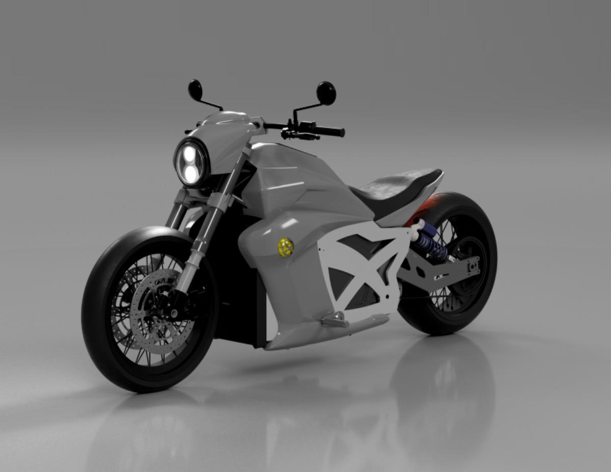 Recharger sa moto électrique à 80 % en 15 minutes, le pari réussi d'Evoke Motorcycles