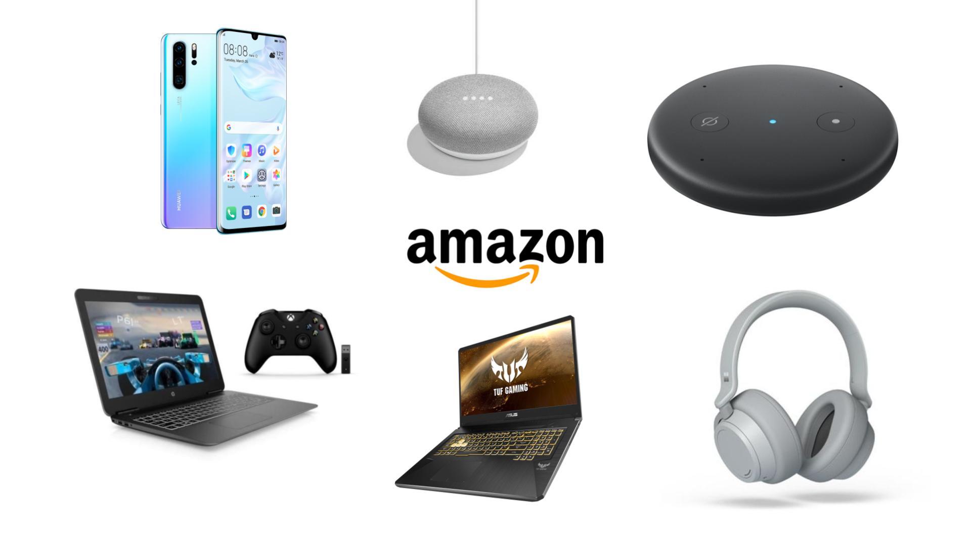 Toutes les meilleures offres d'Amazon des French Days 2019