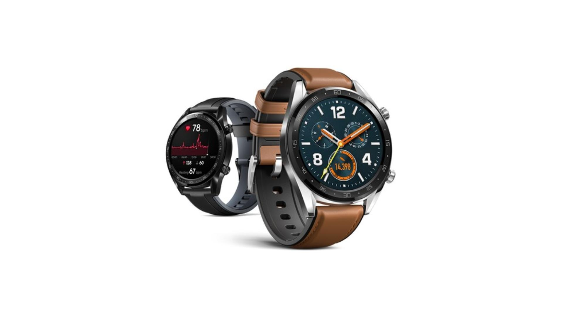 🔥 French Days : la montre connectée Huawei Watch GT descend à 169 euros