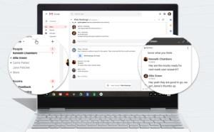 Hangouts Chat : Google dévoile son nouveau service concurrent de Slack