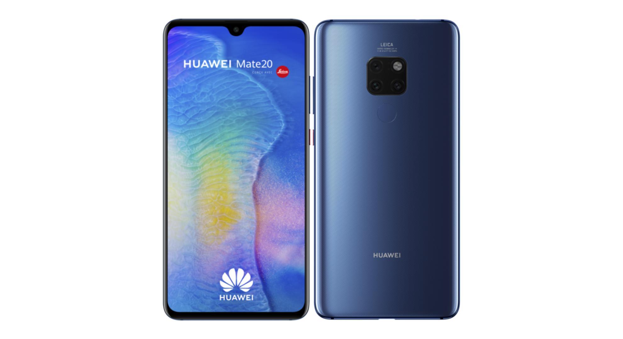 🔥 Déstockage : le Huawei Mate 20 est bradé à 468 euros sur Amazon sans ODR