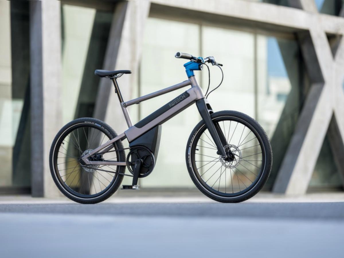 Boosté à l'IA, ce vélo électrique d'une autonomie de 160 km s'adapte à vos trajets
