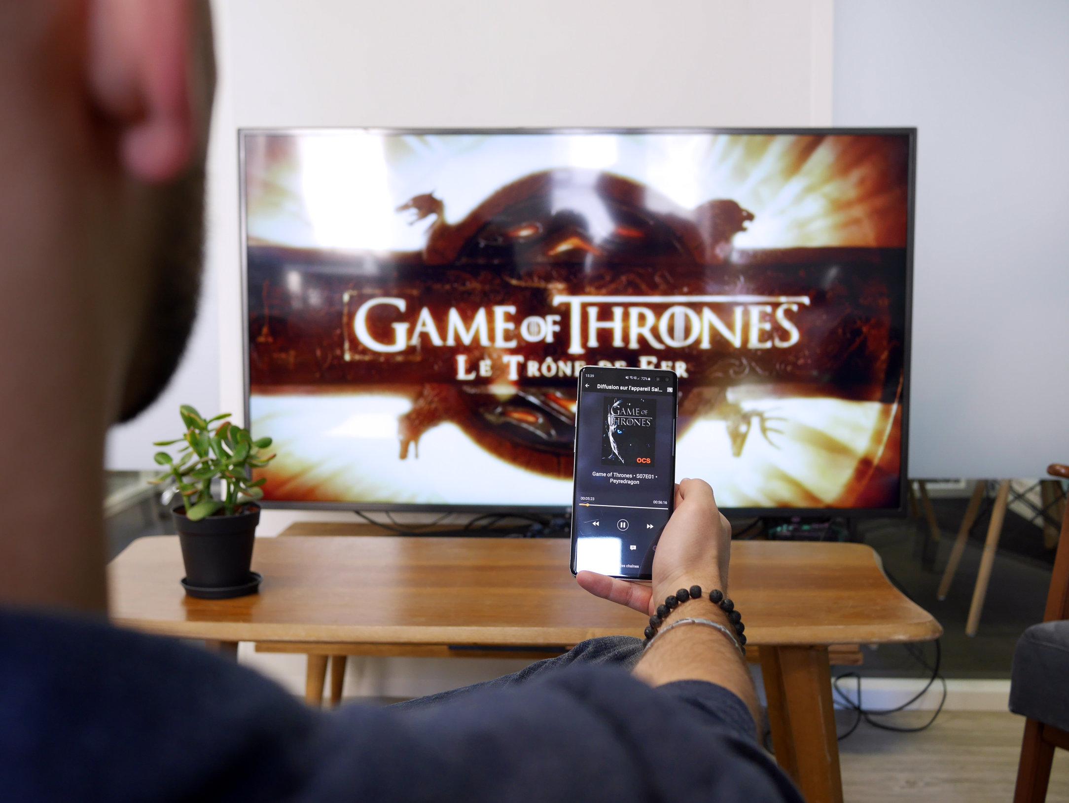 L'app de la semaine : je ne raterai aucun épisode de Game of Thrones, depuis mon smartphone ou ma TV