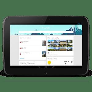 Google Samsung Nexus 10 – 10 pouces