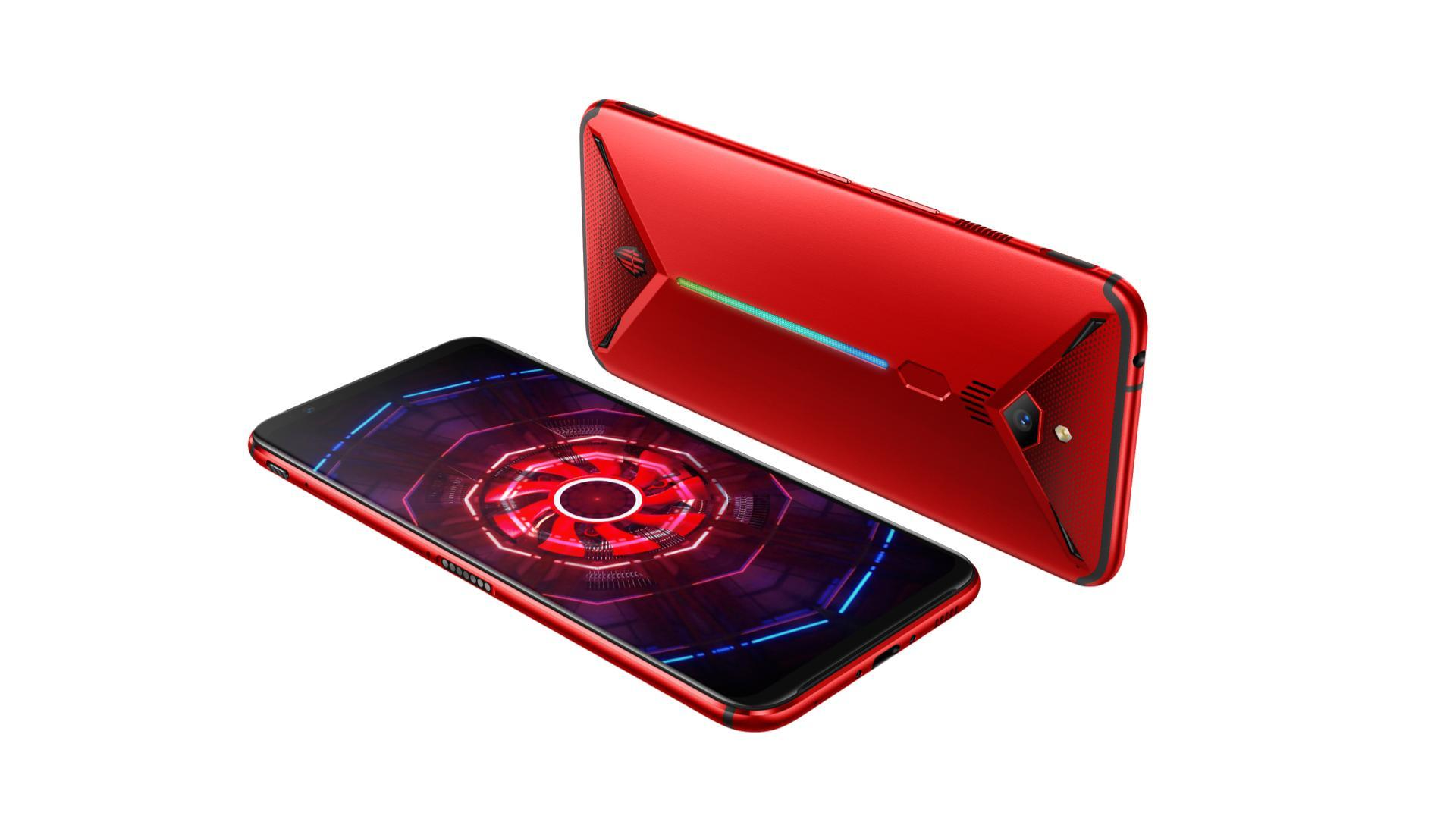 Nubia Red Magic 3 : le smartphone « gaming » mise sur un écran AMOLED 90 Hz et du Snapdragon 855