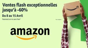 🔥 Dernier jour : les 9 meilleures offres des ventes flash Amazon (jusqu'au 15 avril 2019)