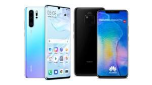 Les meilleurs bons plans Huawei P20, Mate 20 et P30 pour les French Days