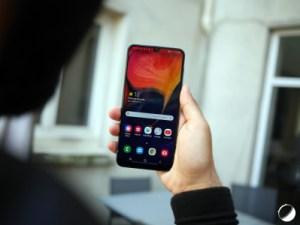 Test du Samsung Galaxy A50 : frustrant équilibre