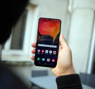 Le Samsung Galaxy A51 s'équiperait d'un capteur photo macro de 5 mégapixels