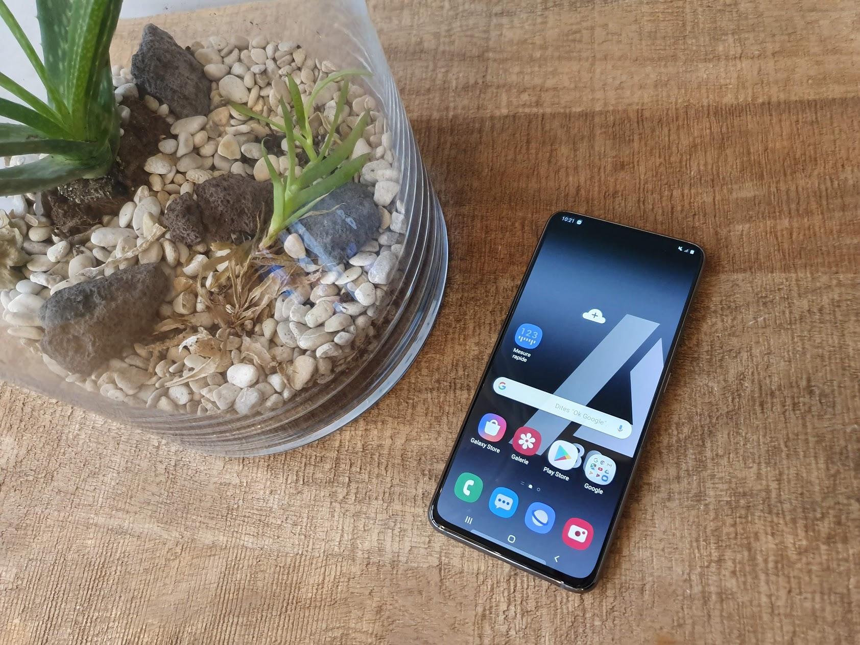 Prise en main du Samsung Galaxy A80 : un flagship de milieu de gamme