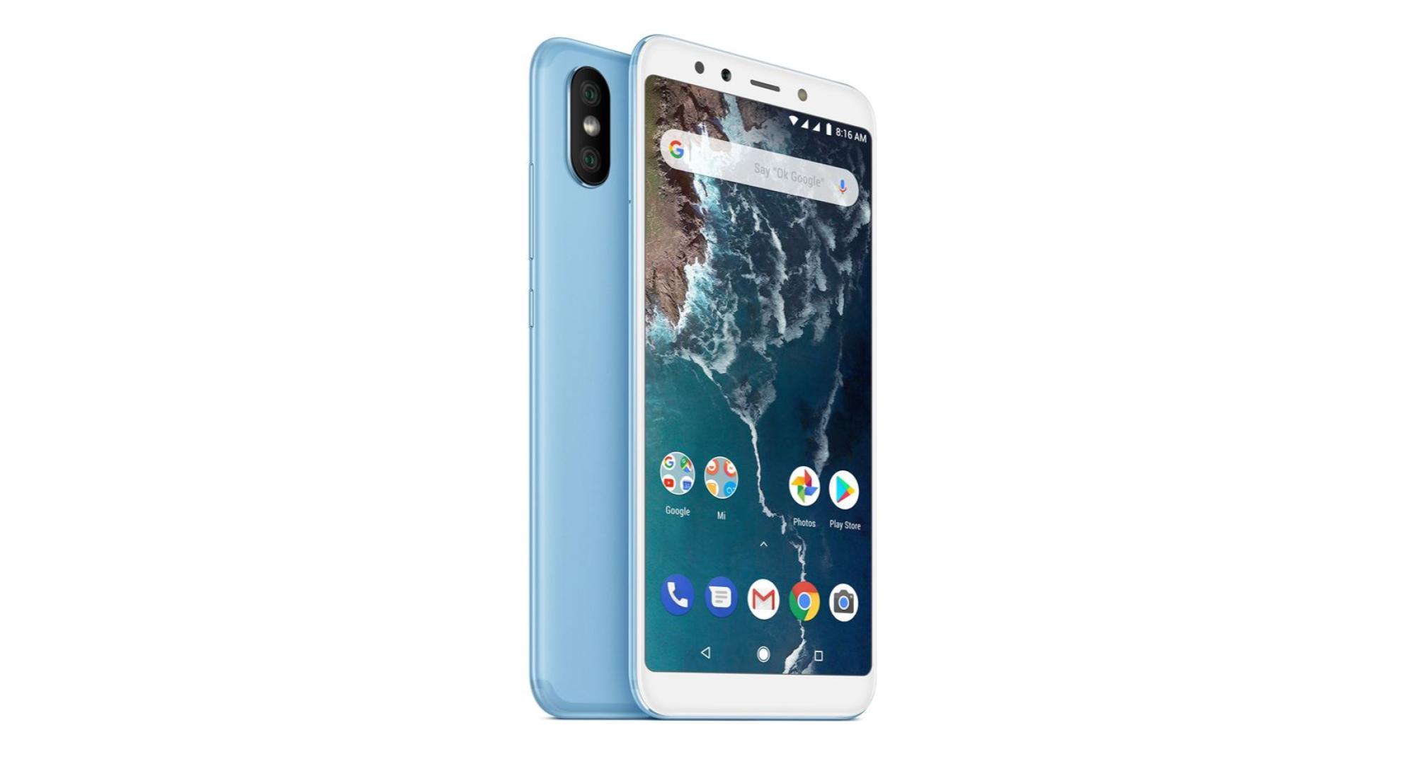 🔥 Bon plan : le Xiaomi Mi A2 du label Android One descend à 189 euros