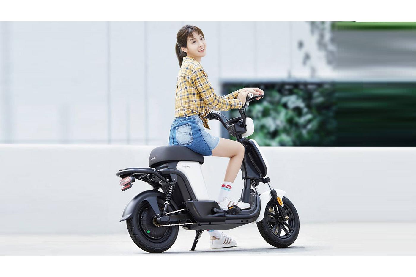 Avec le Himo T1, Xiaomi s'attaque au scooter électrique à (très) bas prix