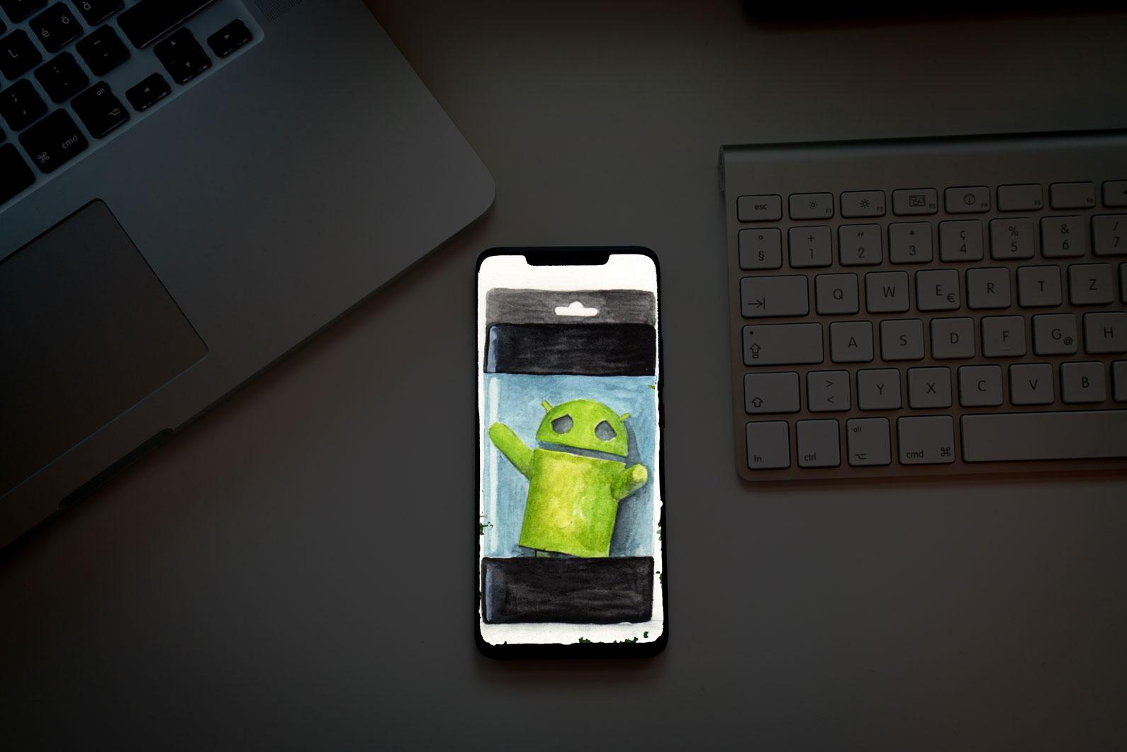 Huawei sans Google mais avec Android : c'est possible !