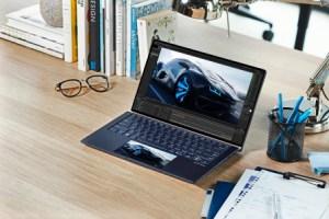 Asus ZenBook 13, 14, 15 : le ScreenPad s'agrandit