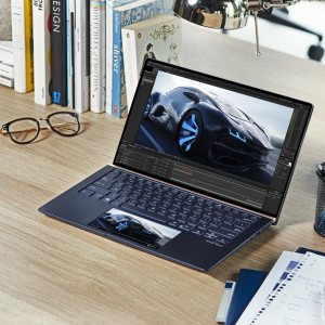 Asus ZenBook 13, 14, 15 : le ScreenPad s'agrandit