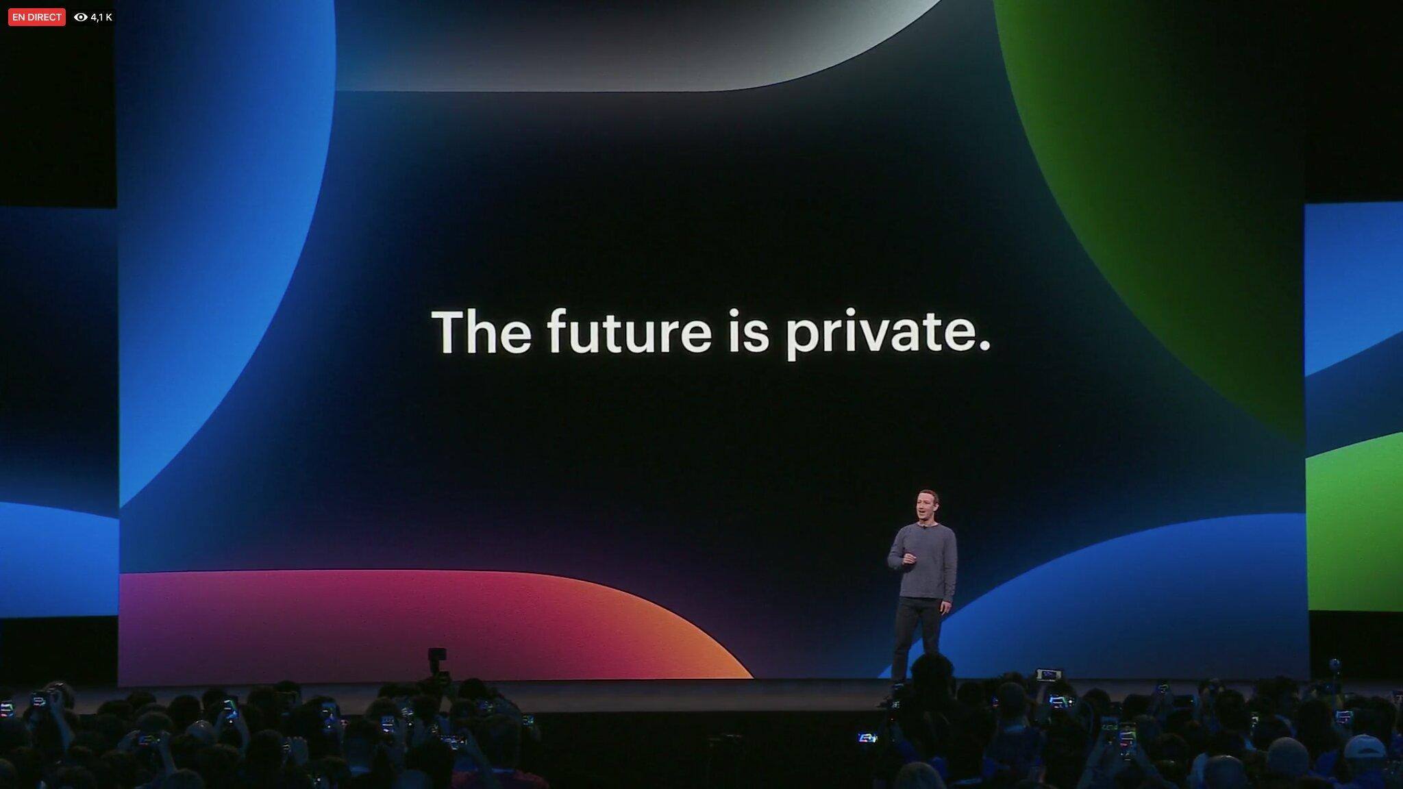 Facebook, Messenger, Instagram… voici les nouveautés importantes attendues en 2019