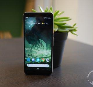 Google Pixel 3a : le plus accessible des photophones de 2019 est en promotion pour Noël
