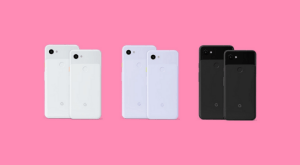 Google Pixel 3a et 3a XL : fuite du marketing et petits prix en perspective