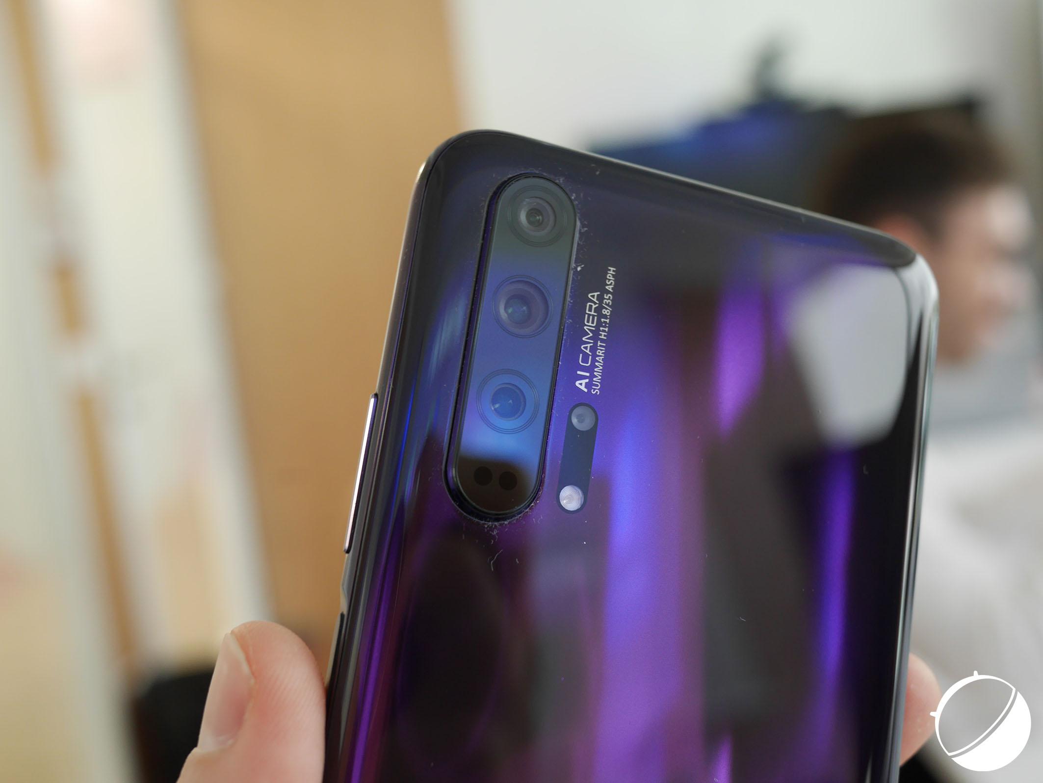 Honor 20 Pro : notre prise en main et nos photos du smartphone à quatre objectifs photo