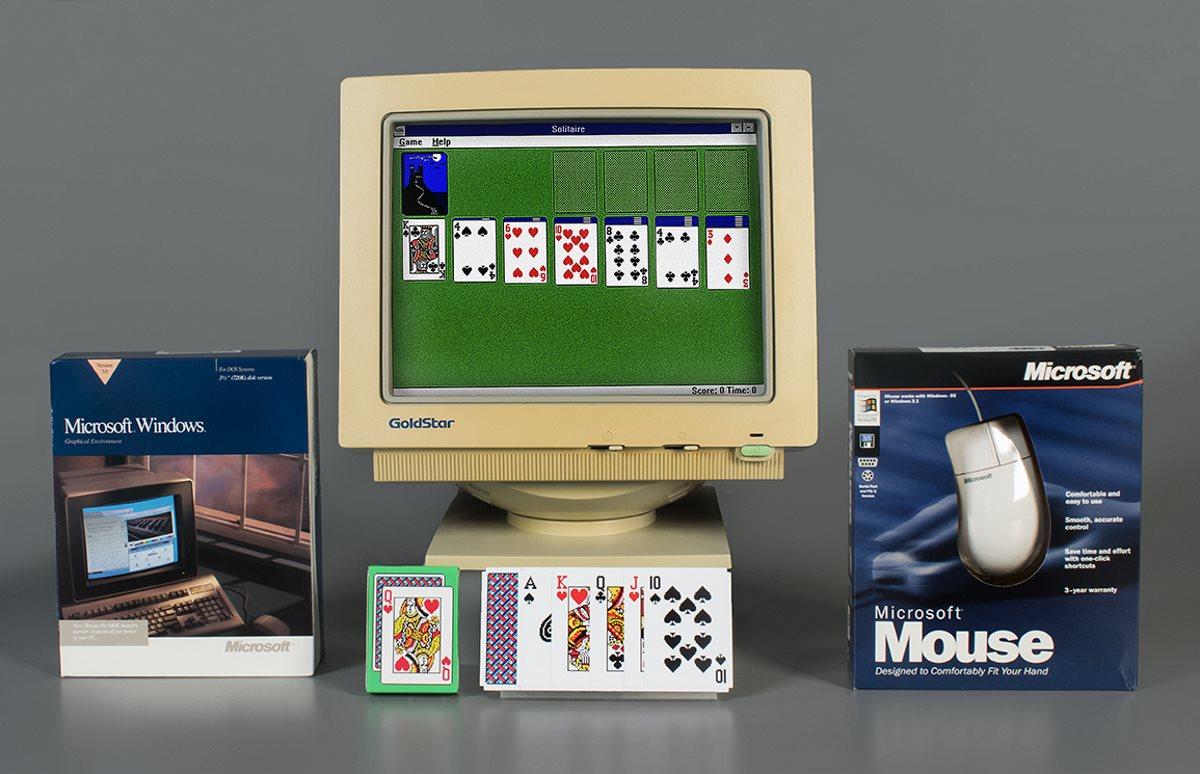 Le célèbre Microsoft Solitaire intègre le « Hall of Fame » du jeu vidéo