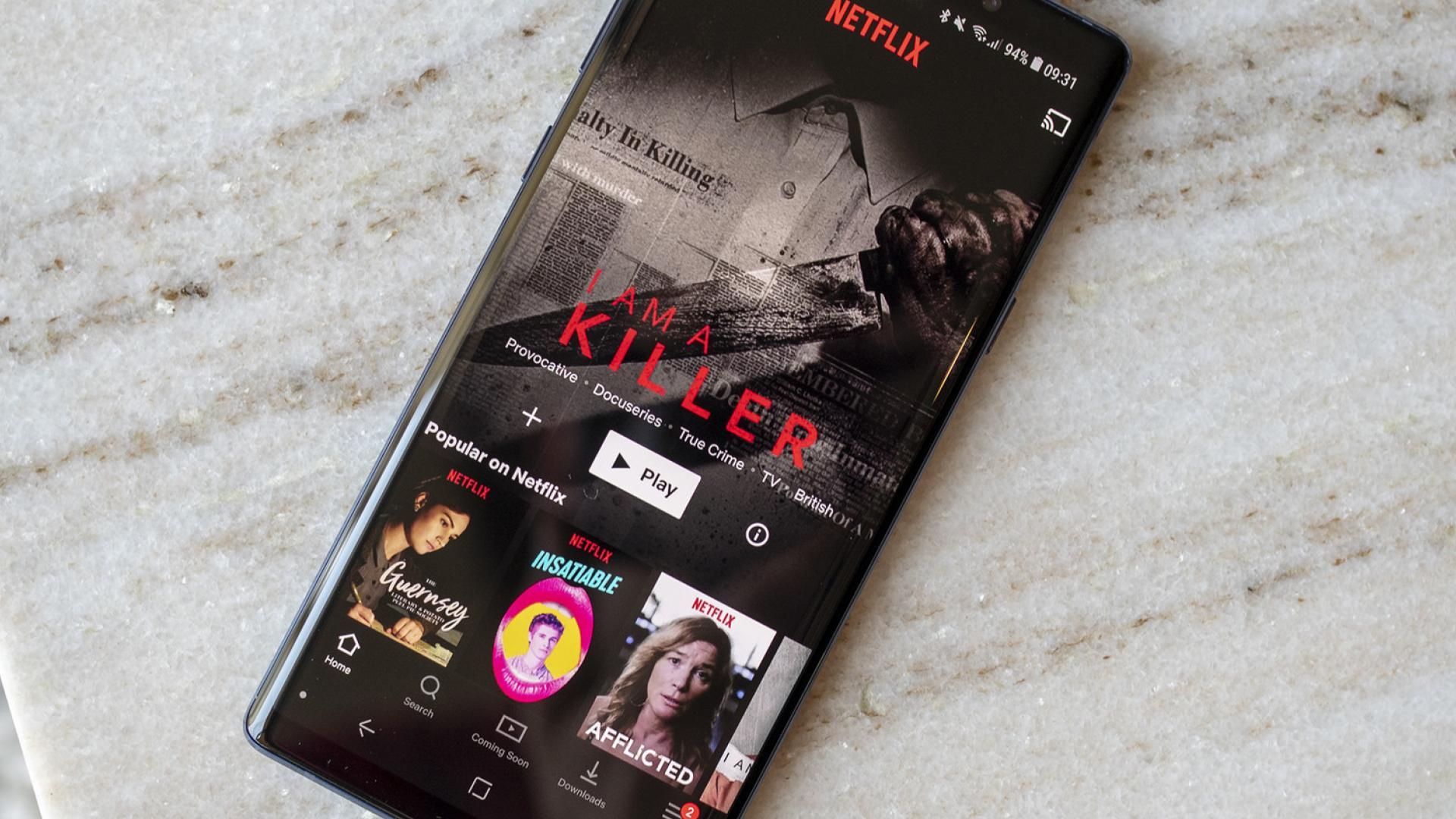 Netflix : comment supprimer un contenu de la rubrique «Reprendre avec le profil de»