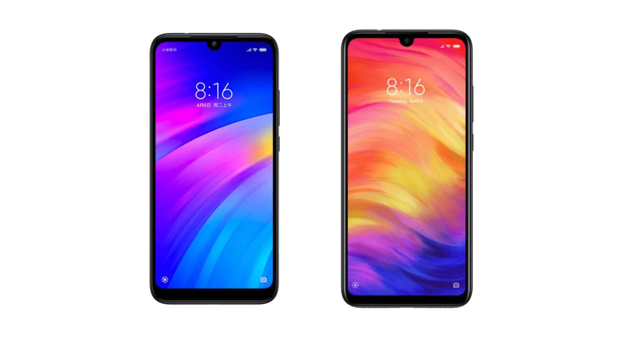 🔥 Bon plan Xiaomi : 90 euros pour le Redmi 7 et 153 euros pour le Redmi Note 7