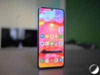 Test du Samsung Galaxy A70 : grand écran, grosse autonomie… grosse concurrence