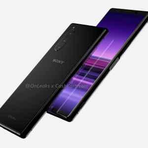 Sony Xperia 2 : le design fuite déjà (oui le Xperia 1 n'est pas sorti)