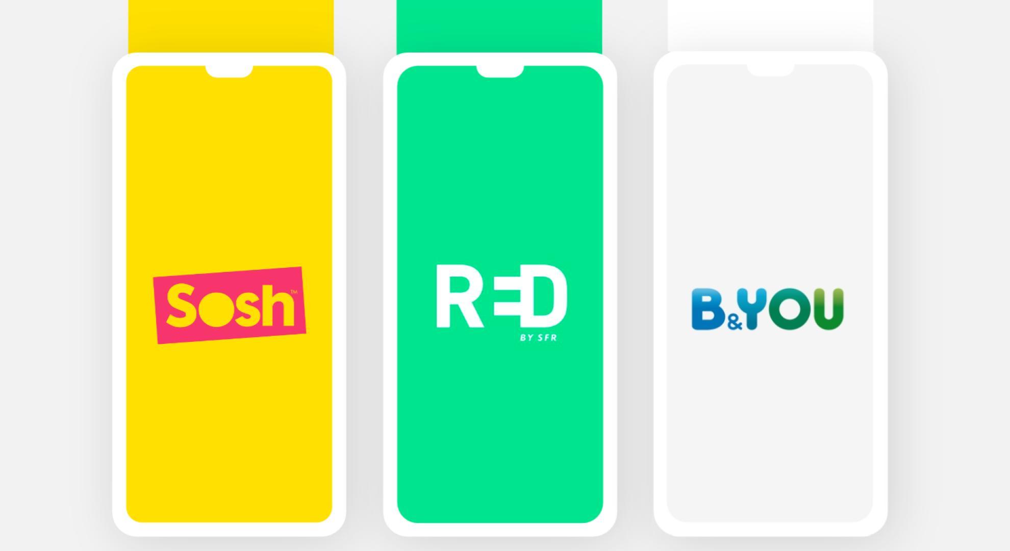🔥 Forfait mobile : derniers jours pour les offres Sosh, RED, Bouygues et Free à moins de 10 euros